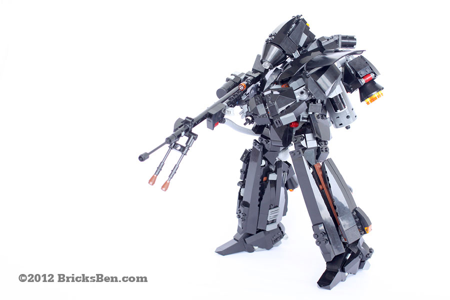 BricksBen - Black Hawk - 0