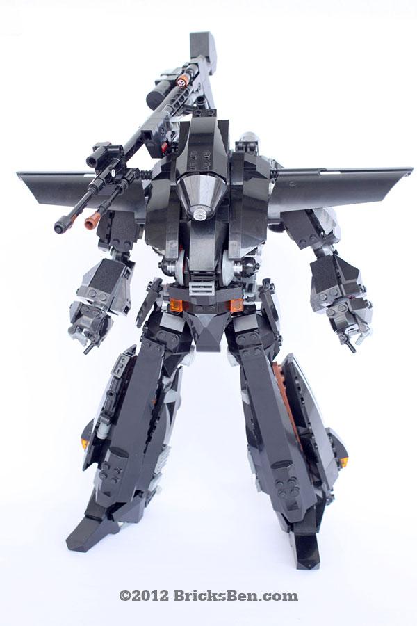 BricksBen - Black Hawk - 1