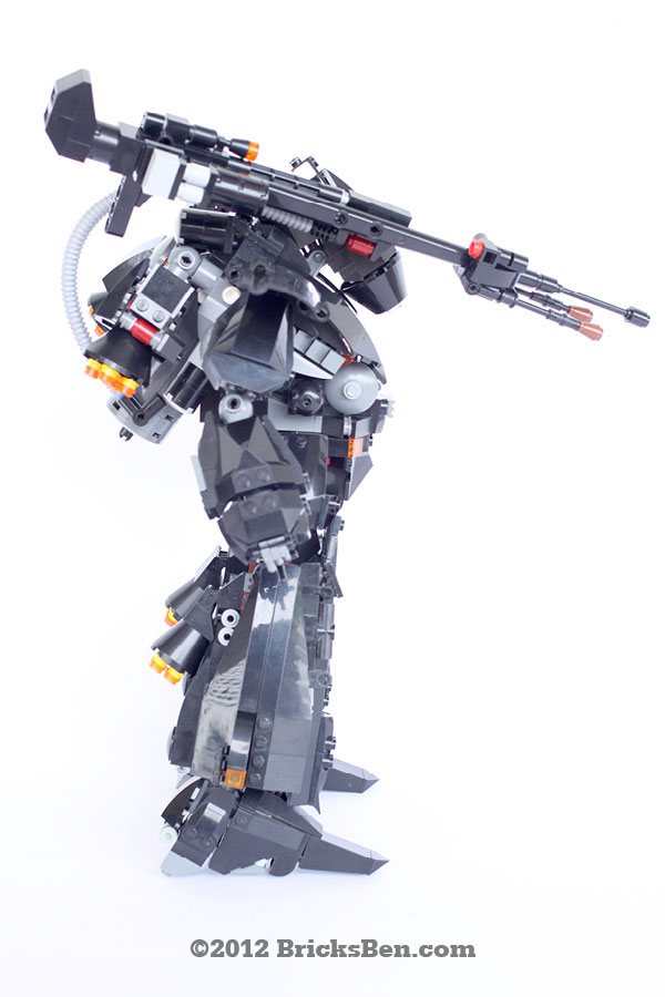 BricksBen - Black Hawk - 3