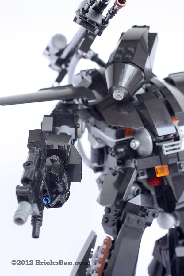 BricksBen - Black Hawk - 7
