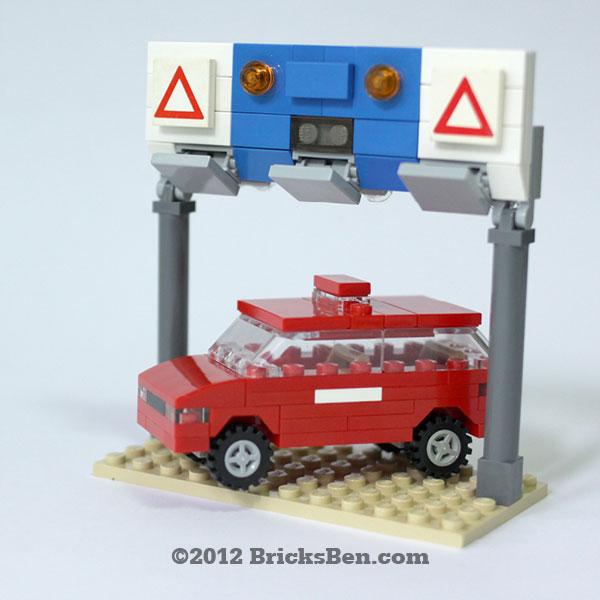 BricksBen - ERP Gantry - 0