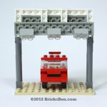 BricksBen - ERP Gantry - Back