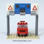 BricksBen - ERP Gantry - Front