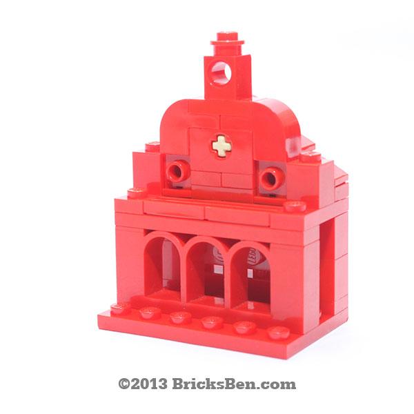 BricksBen - LEGO Christ Church Melaka - 0