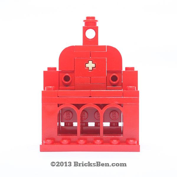BricksBen - LEGO Christ Church Melaka - 1