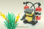 BricksBen - LEGO WALL-E Fights the Haze - 0