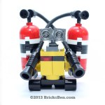 BricksBen - LEGO WALL-E Fights the Haze - 1
