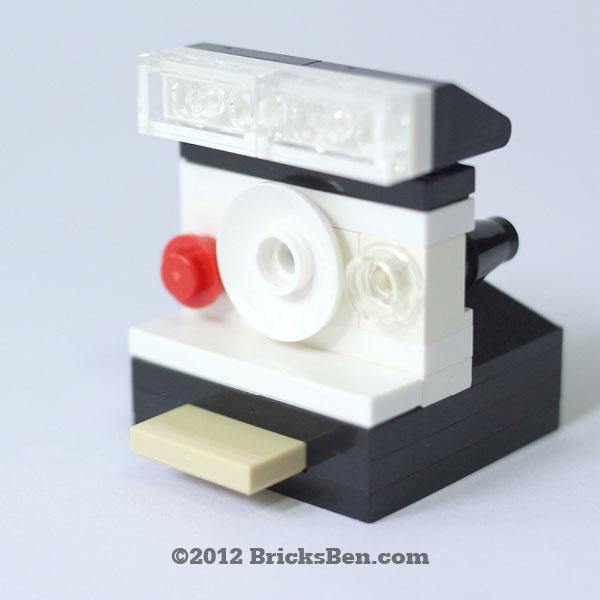 BricksBen - Polaroid - Front