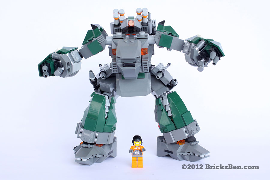 BricksBen - Roach - 1