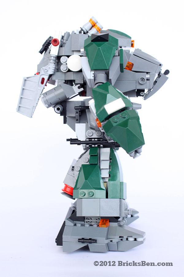BricksBen - Roach - 2