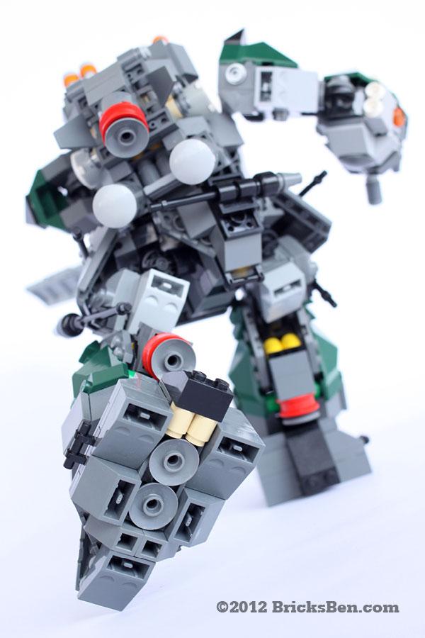 BricksBen - Roach - 8