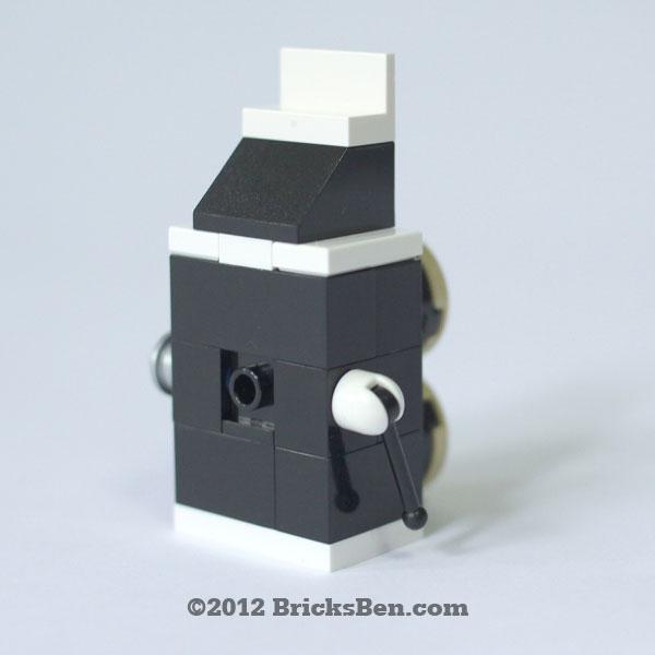 BricksBen - Rolleiflex - Back
