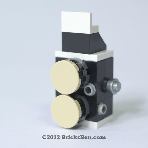 BricksBen - Rolleiflex - Front