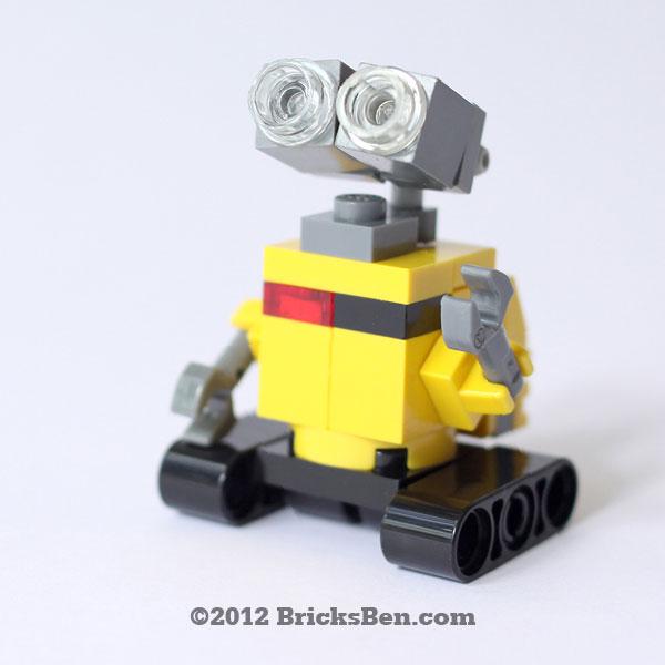 BricksBen - WALL-E - 0