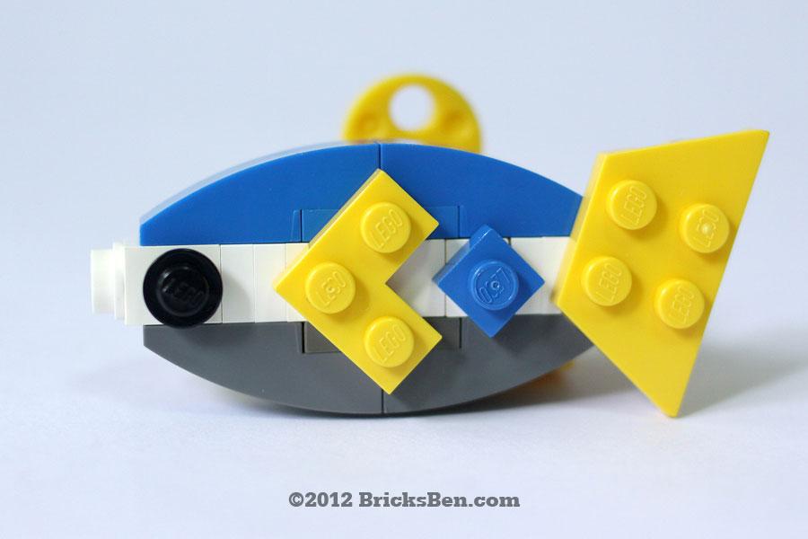 BricksBen - Yellowfin Tuna - 0