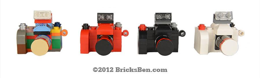 BricksBen - BSLR Assorted
