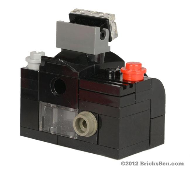 BricksBen - BSLR Black - Back