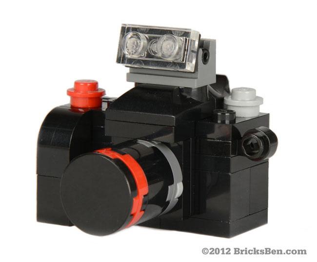 BricksBen - BSLR Black - Front