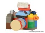 BricksBen - BSLR Multicolour