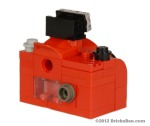 BricksBen - BSLR Red - Back