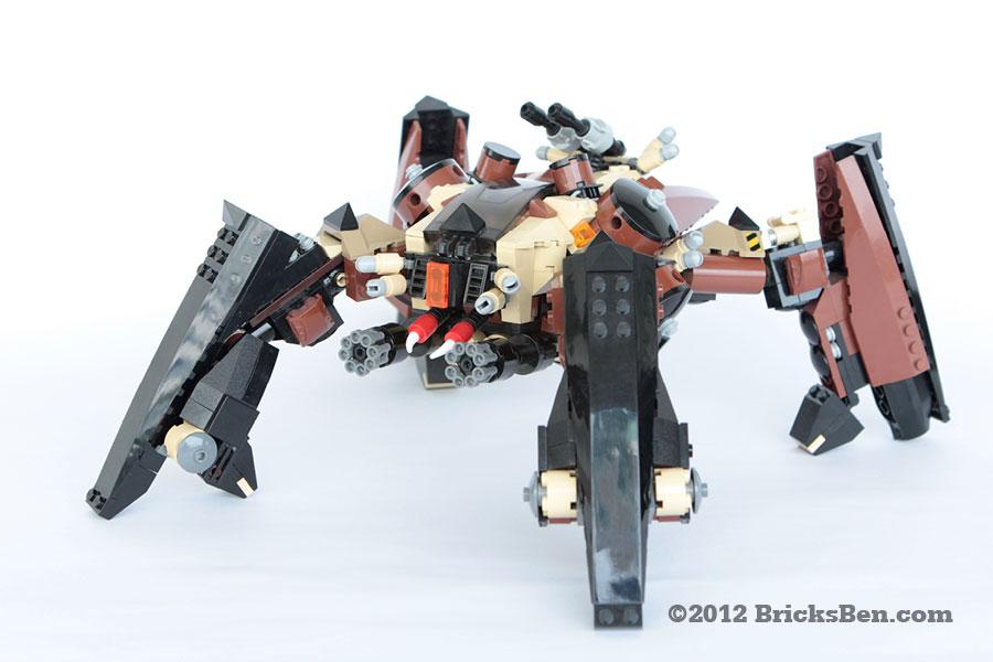 BricksBen - Diguetia - 0