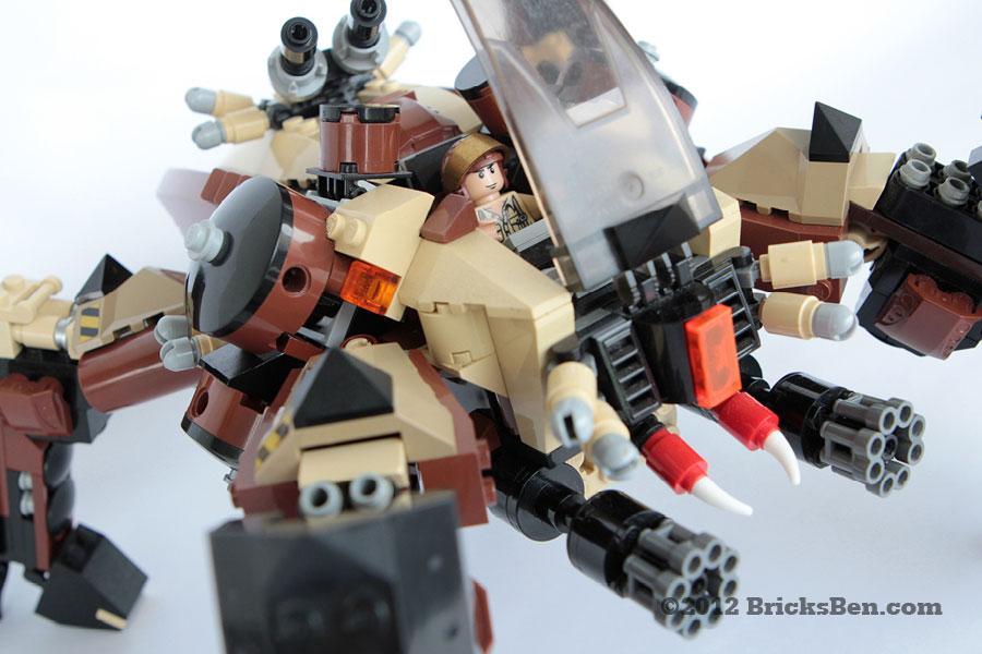 BricksBen - Diguetia - 2