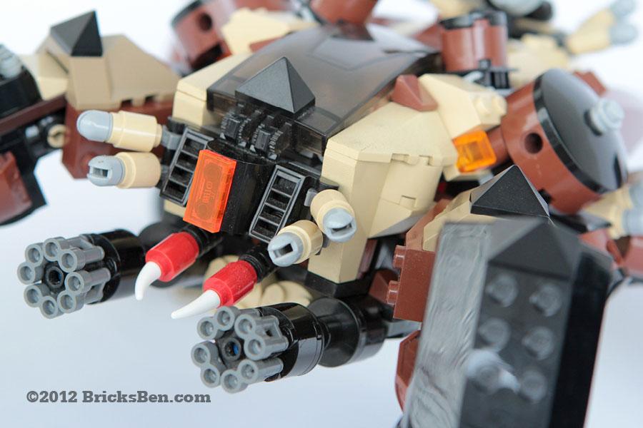 BricksBen - Diguetia - 4