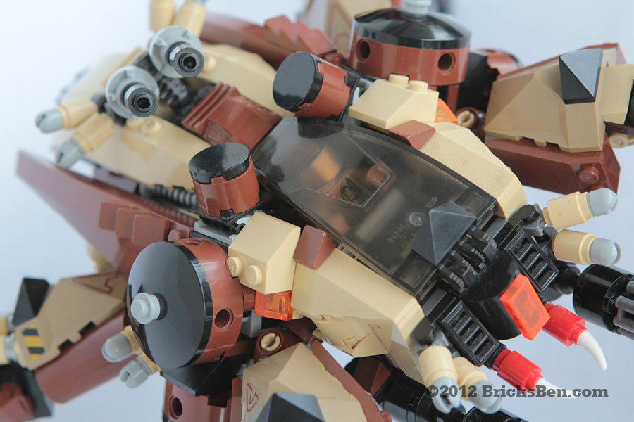 BricksBen - Diguetia - 5