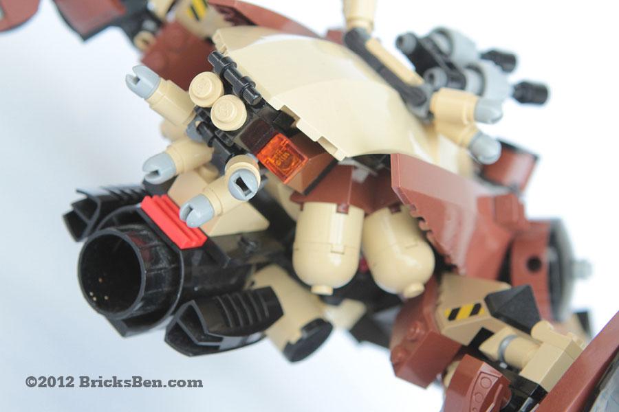 BricksBen - Diguetia - 6