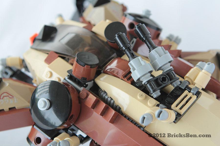 BricksBen - Diguetia - 7