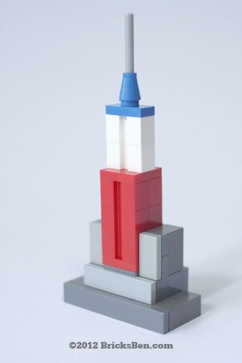 BricksBen - Empire State Building - 0