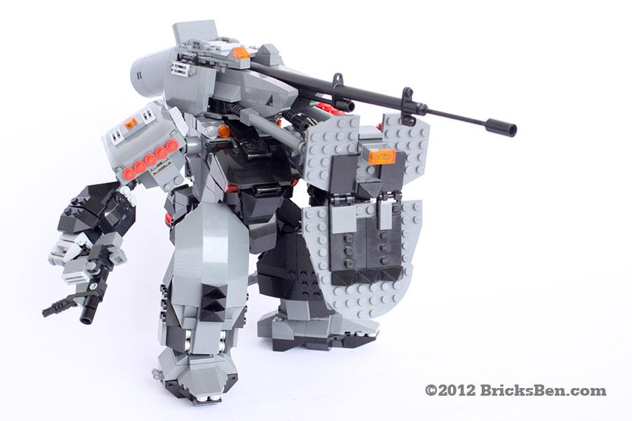 BricksBen - Pachyderm - 0