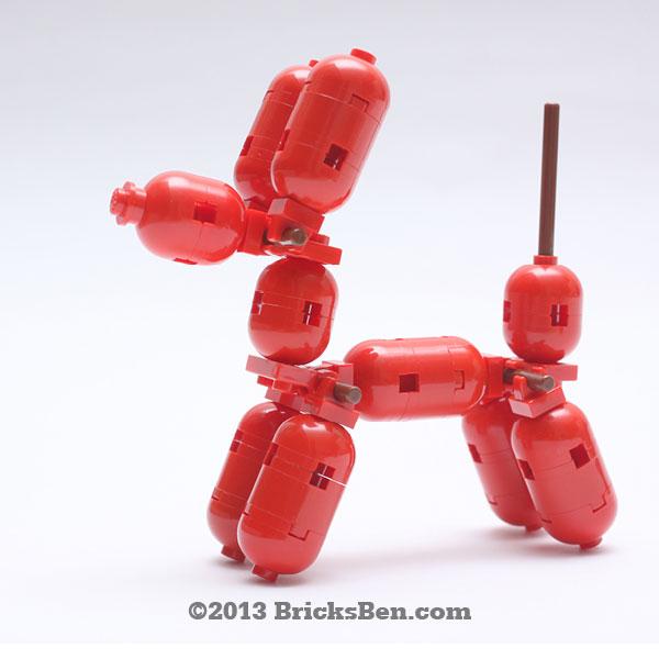 BricksBen - LEGO Balloon Dog - 0