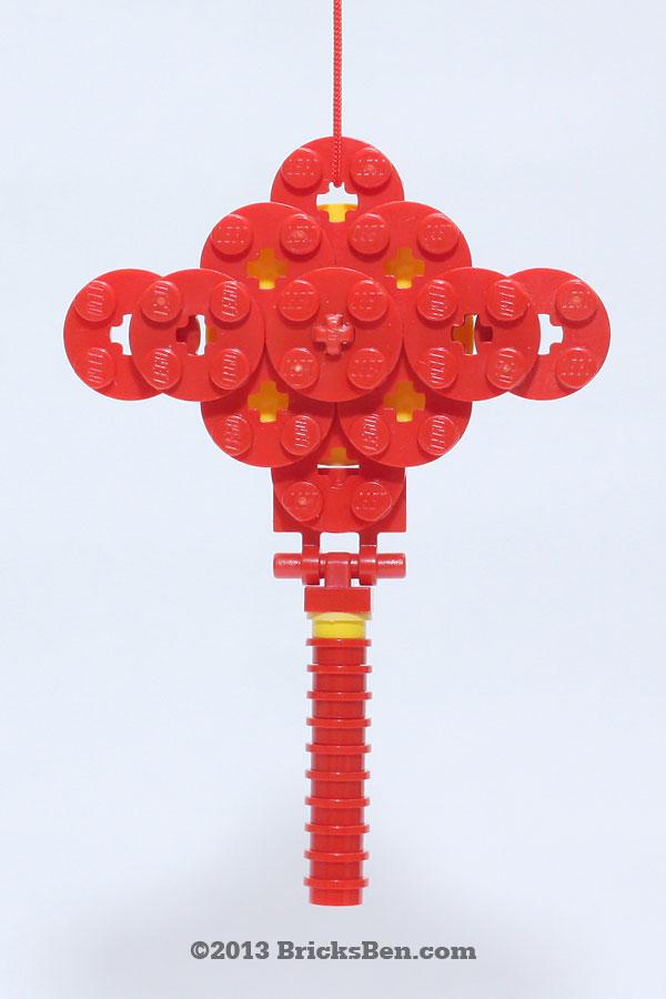 BricksBen - LEGO Chinese Knot - 0