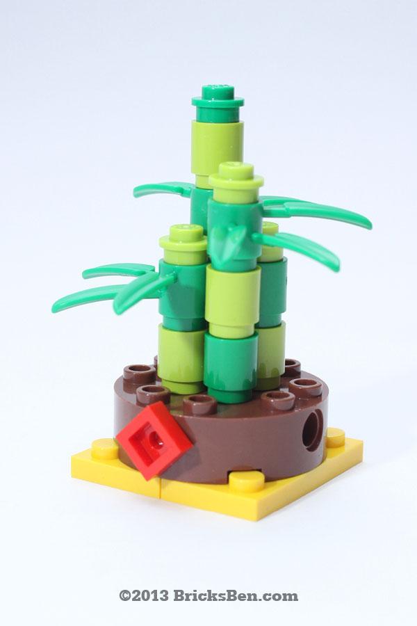 BricksBen - LEGO Fortune Bamboo - 0