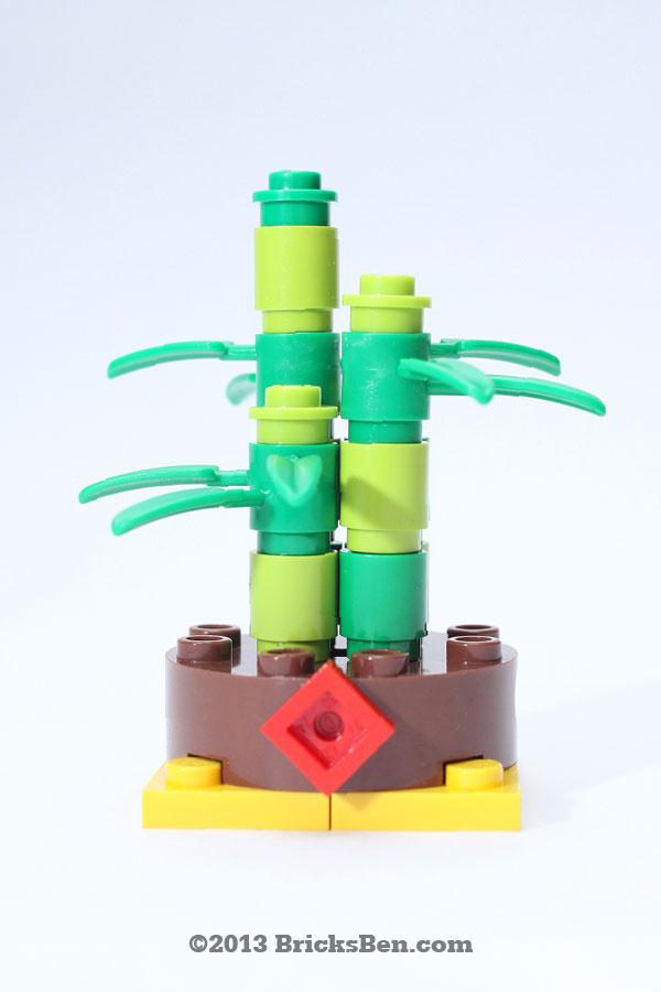BricksBen - LEGO Fortune Bamboo - 1