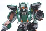 BricksBen - LEGO Hotten Mecha Warrior - 7