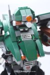 BricksBen - LEGO Hotten Mecha Warrior - 9