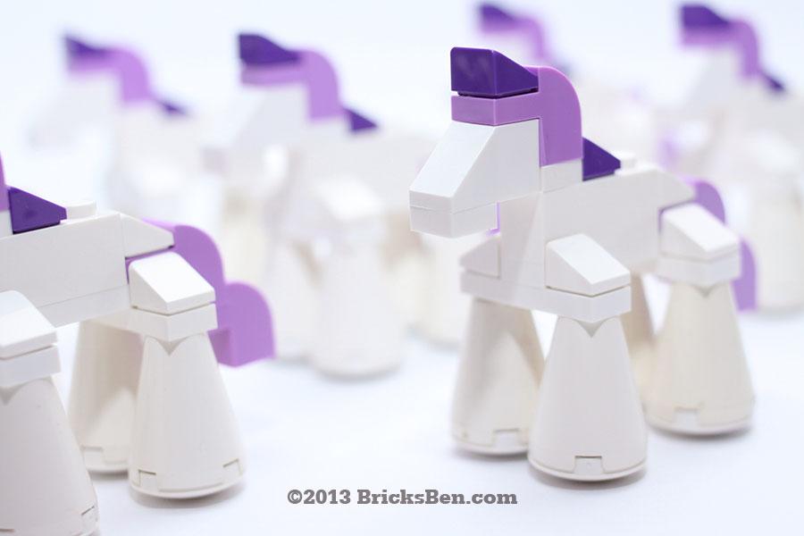 BricksBen - LEGO Little Pony - White - 0