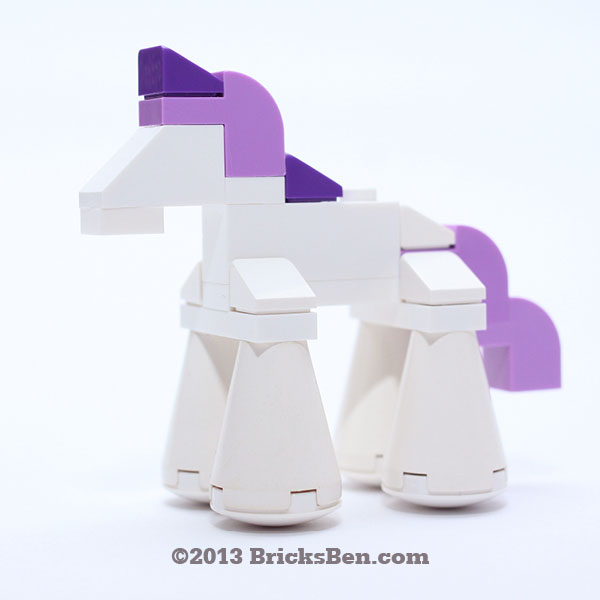 BricksBen - LEGO Little Pony - White - 1
