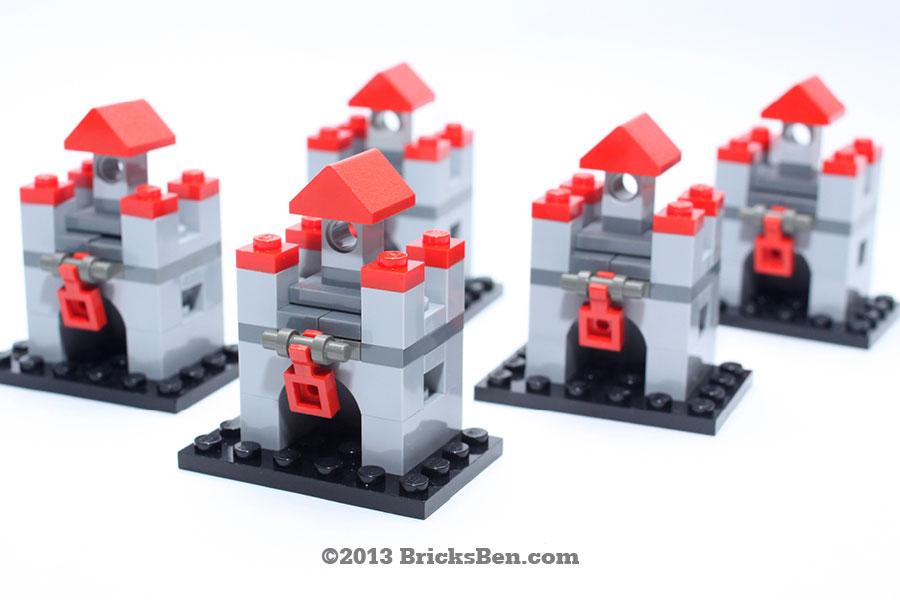 BricksBen - LEGO Mini Castle
