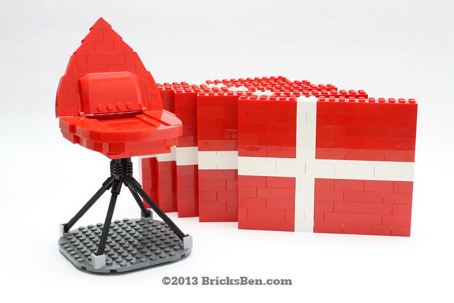 Boconcept Ottawa Chair Bricksben