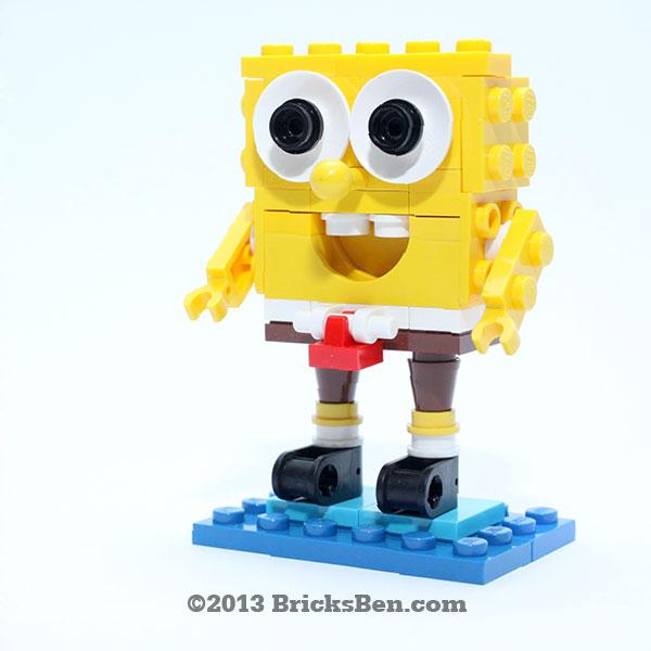 BricksBen - LEGO Spongebob Squarepants - 0