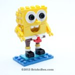 BricksBen - LEGO Spongebob Squarepants - 1